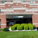 CARE NEW ENGLAND reported a $6.5 million loss int he company's fiscal third quarter ending in June. Above, one of the hospitals the organization operates, Memorial Hospital. /COURTESY CARE NEW ENGLAND