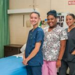 THE UNIVERSITY OF MASSACHUSETTS DARTMOUTH'S College of Nursing will use a $1.8 million grant to help its nursing program diversify the nursing workforce in nearby Fall River and New Bedford. /COURTESY UNIVERSITY OF MASSACHUSETTS DARTMOUTH