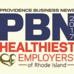 PROVIDENCE BUSINESS NEWS' 2017 Healthiest Employers were celebrated at a luncheon Wednesday at the Providence Marriott Downtown.