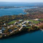 US SAILING IS moving from Portsmouth to Roger Williams University's Bristol campus. /COURTESY ROGER WILLIAMS UNIVERSITY