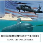 "THE SOUTHEASTERN NEW ENGLAND Defense Industry Alliance released its report, ""The Economic Impact of the Rhode Island Defense Cluster,"" at the organization's Defense Innovation Days conference. /COURTESY SENEDIA"