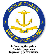 THE OFFICE OF THE AUDITOR GENERAL of Rhode Island earned an