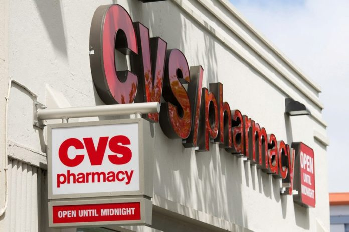 CVS HEALTH CORP. IS BEING SUED over its co-pay pricing. / BLOOMBERG FILE PHOTO/DAVID PAUL MORRIS