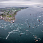 DIFFICULT TO DUPLICATE: The hoopla surrounding the Volvo Ocean Race's stop in Newport in 2015 was an easy sell. The challenge for the state going forward is how to lift the entire Rhode Island tourism industry through its coming new marketing ­campaign.  / COURTESY VOLVO OCEAN RACE/AINHOA SANCHEZ