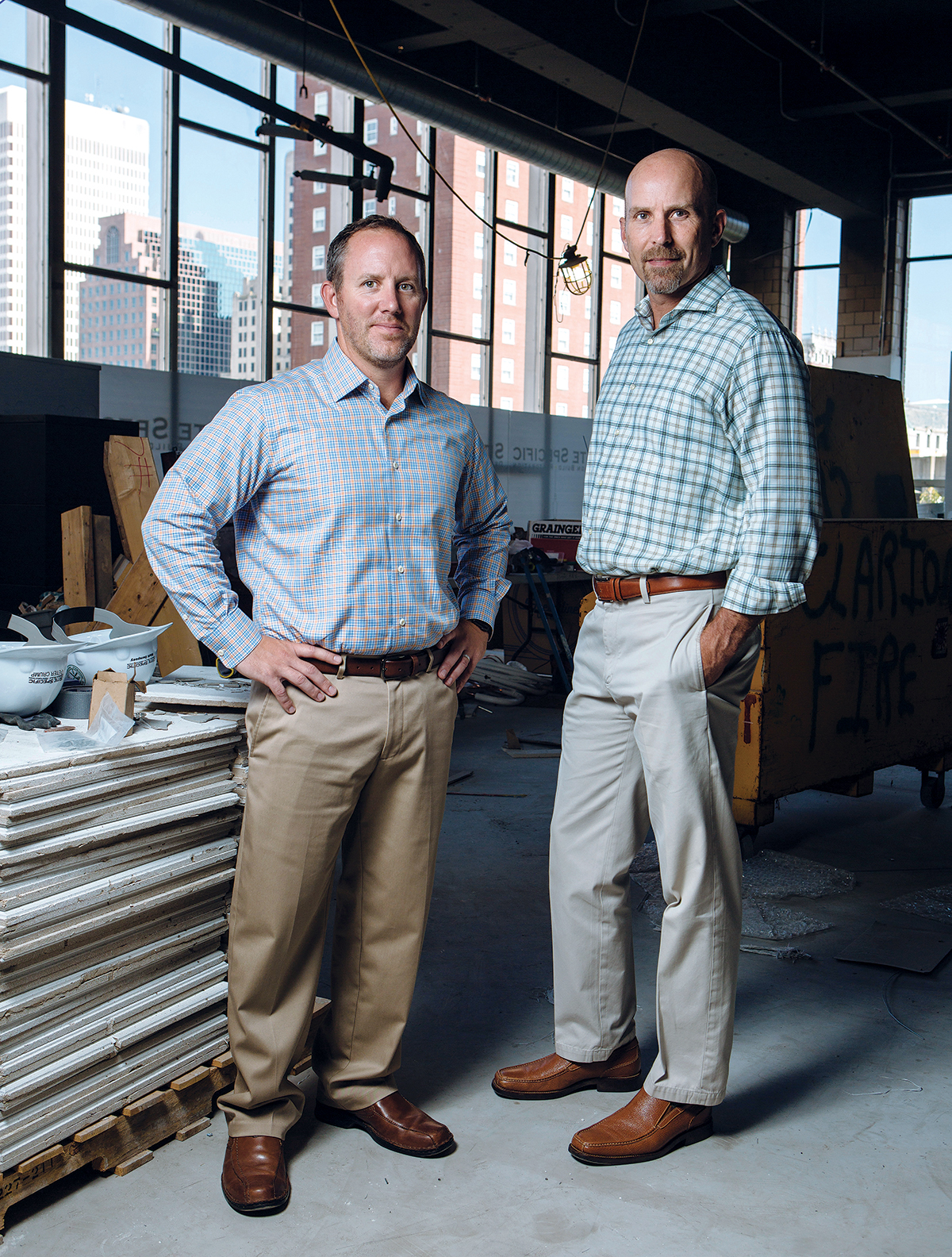 Site Specific is a general contractor and construction-management firm with offices in Providence and Boston. We seek out clients and designers who share our passion, resulting in a client-focused approach that yields efficiencies in integrated design and construction. / PBN PHOTO/RUPERT WHITELEY