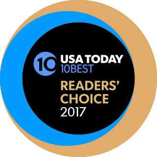 USA Today is asking the public to vote for the top 10 attractions in Rhode Island./ COURTESY USA TODAY