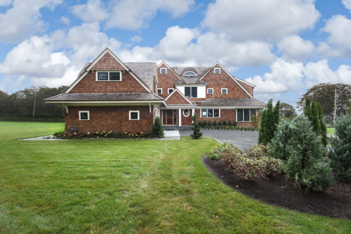 THE HOUSE AT 21 Kane Ave. sold recently for $3.28 million, the highest sale in Middletown this year. / COURTESY LILA DELMAN REAL ESTATE INTERNATIONAL