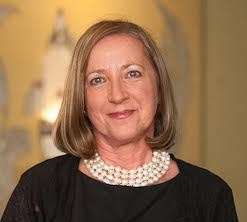 BRENDA S. NIENHOUSE, the executive director of the Newport Opera House Theater & Performing Arts Center, is overseeing the center's current restoration project. / COURTESY NEWPORT OPERA HOUSE THEATER & PERFORMING ARTS CENTER