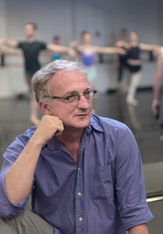 MIHAILO DJURIC is the artistic director of Festival Ballet Providence, which recently announced the schedule for its 40th anniversary season. / PBN FILE PHOTO/MICHAEL SALERNO