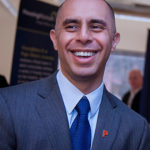 PROVIDENCE MAYOR JORGE O. ELORZA announced that a public picnic will be held this Saturday to collect input from residents on the Woonasquatucket River corridor redevelopment process. / PBN FILE PHOTO/MICHAEL SALERNO
