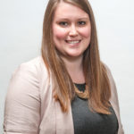 EMMA DOWDEN has been promoted to job captain at Vision 3 Architects in Providence. / COURTESY VISION 3 ARCHITECTS