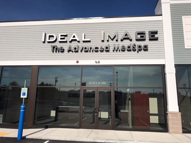 IDEAL IMAGE IS expanding to a new location in the Mayfair Shopping Center, above, in Attleboro. / COURTESY IDEAL IMAGE