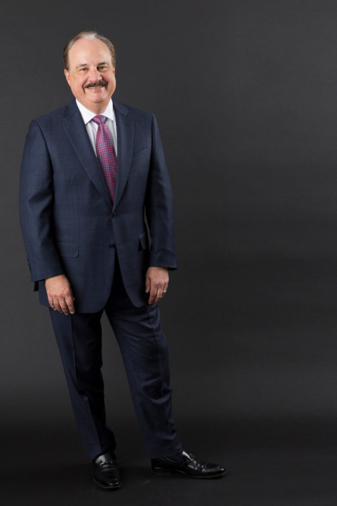 CVS HEALTH CORP. PRESIDENT AND CEO Larry J. Merlo has vaulted the first hurdle in makiing the proposed CVS Health-Aetna merge a reality, as shareholders of both companies voted to approve the combination Tuesday. / COURTESY CVS HEALTH