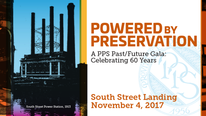 POWERED BY PRESERVATION, the annual gala of the Providence Preservation Society, is one of two events the organization will host this fall in celebration of its 60th anniversary and to raise awareness for its cause. / COURTESY PROVIDENCE PRESERVATION SOCIETY