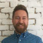JESSE RYE is the co-executive director of Farm Fresh Rhode Island. / COURTESY FARM FRESH RI
