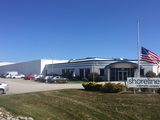 Shoreline Business Solutions, Inc. plans to add 40 new positions once its expansion is complete. COURTESY GEMALTO