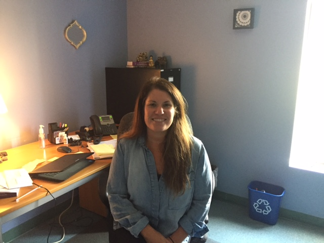 FARRELL CARLEY is the new coordinator at Newport County Community Mental Health Center's Weekday Walk-In mental health counseling program in Middletown. / COURTESY NEWPORT MENTAL HEALTH