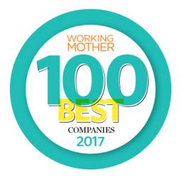 SEVERAL COMPANIES with operations in Rhode Island have made the Working Mother's 100 Best Companies 2017 list. / COURTESY WORKING MOTHERS