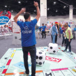 HASBRO INC. reported third-quarter profit of $265.6 million despite Toys R Us declaring bankruptcy during the period. Above, a scene from the first-ever HasCon Hasbro brands convention in Providence. / PBN FILE PHOTO/NICOLE DOTZENROD