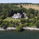 115 BEAVERTAIL ROAD in Jamestown sold for $2.9 million. / COURTESY GUSTAVE WHITE SOTHEBY'S INTERNATIONAL REALTY