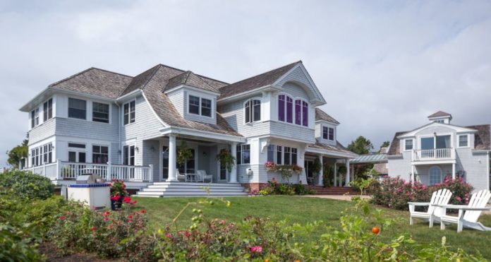 24 OCEAN VIEW HIGHWAY in Westerly was sold for $11 million. / COURTESY RANDALL, REALTORS