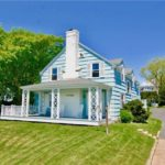 THIS COLONIAL AT 19 Knowles Ave. in Westerly sold for $2.1 million. / COURTESY SHILKE REALTY