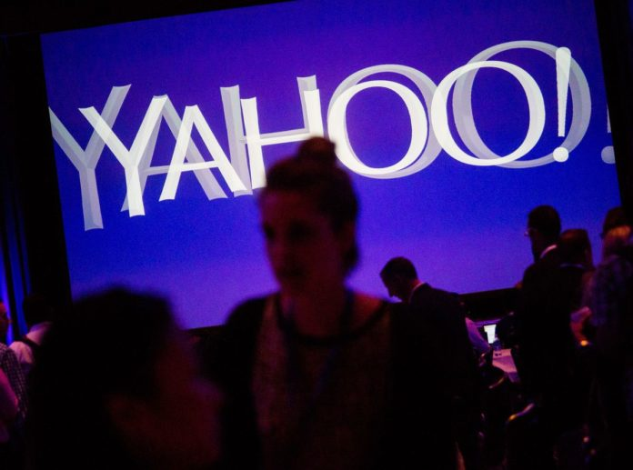 YAHOO NOW BELIEVES that up to 3 billion accounts were comprimised in a 2013 hack. / BLOOMBERG FILE PHOTO/MICHAEL NAGLE