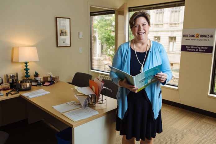 BRENDA CLEMENT is the director of HousingWorks RI at Roger Williams University. / PBN FILE PHOTO/RUPERT WHITELEY