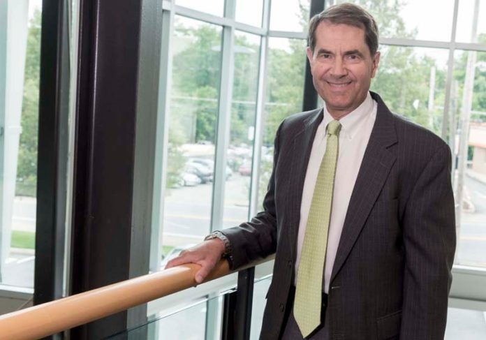 GEORGE J. CHARETTE III is the president and CEO of Pawtucket Credit Union. / PBN FILE PHOTO/MICHAEL SALERNO