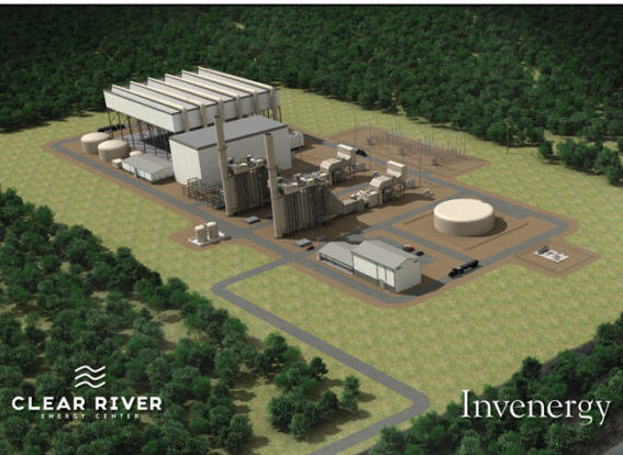 CHARLESTOWN OFFICIALS have not yet determined the potential impact of a September deal made by the Narragansett Indian Tribe to offer water from an aquifer as a secondary water supply for the proposed Burrillville Clean River Energy Center./ COURTESY INVENERGY