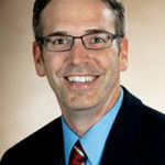 DR. BRADLEY COLLINS, an internist and hospitalist practicing at the Miriam Hospital, has been elected the new president of the Rhode Island Medical Society. / COURTESY RHODE ISLAND MEDICAL SOCIETY