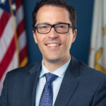 ERIC J. BEANE was appointed the R.I. Secretary of Health and Human Services by Gov. Gina M. Raimondo in May. / COURTESY EXECUTIVE OFFICE OF HEALTH AND HUMAN SERVICES