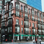 A RENDERING SHOWS what the Beatrice Hotel will look like when finished. 30 Kennedy Partners LLC, which seeks to convert a retail and office building at 59 Westminster St. into the hotel, is requesting a 12-year tax stabilization agreement to facilitate the redevelopment. / COURTESY PAOLINO PROPERTIES