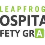 RHODE ISLAND RANKED NO.1 in the nation in the Leapfrog Hospital Safety Grade national rankings for having 5 of 7 reviewed hospitals score an A rating. / COURTESY LEAPFROG