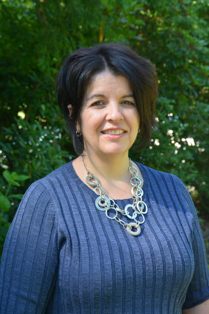 LISE DUBÉ-SCHERR is the new director of museum affairs for The Preservation Society of Newport County. / COURTESY THE PRESERVATION SOCIETY OF NEWPORT COUNTY