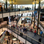 MALLS AROUND THE COUNTRY are utilizing former retail spaces as mixed-use developments including office spaces and restaurants. / BLOOMBERG FILE PHOTO/ARIANA LINDQUIST