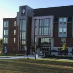 NEW ENGLAND INSTITUTE of Technology announced that its first residence hall has opened. /COURTESY NEW ENGLAND INSTITUTE OF TECHNOLOGY