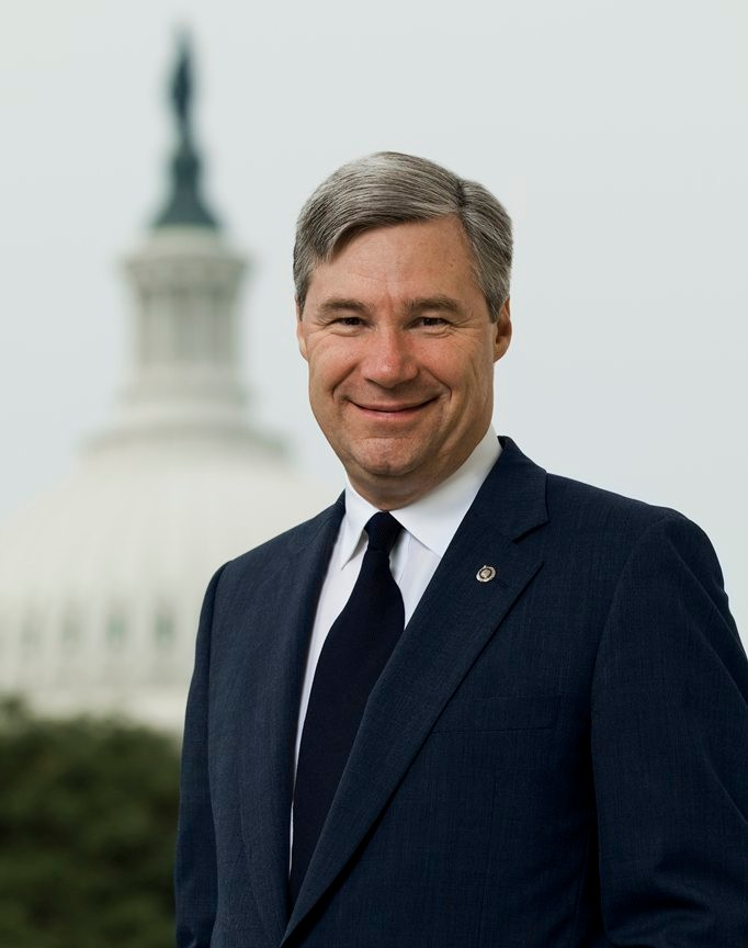 SEN. SHELDON WHITEHOUSE, D-R.I., has introduced legislation that would require some employers, who do not provide retirement plans, to automatically enroll employees in Auto-IRAs. / COURTESY OFFICE OF U.S. SEN. SHELDON WHITEHOUSE