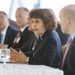 MARIE L. GANIM, the Rhode Island Health Insurance Commissioner said that in order to mitigate impacts on health insurance rates, the state will focus insurance rate increases on the previously subsidized, passing the cost to the federal government. / PBN FILE PHOTO/ RUPERT WHITELEY