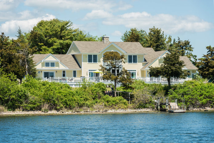 THE PROPERTY at 68 Gray's Point Road in Charlestown was sold for $1.8 million. / COURTESY MOTT & CHACE SOTHEBY'S INTERNATIONAL REALTY