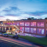 DBVW Architects transformed a defunct U.S. Rubber Corp. storage facility into an artistic hub for local creatives and the new headquarters for WaterFire's nonprofit operations. / COURTESY DBVW Architects/Heidi Gumula