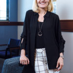 A bout with cancer strengthened Rhode Island Quality Institute President and CEO Laura Adams' belief in a statewide health-information exchange and provided her a roadmap 