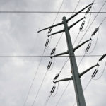 POWER DOWN: Over 1,300 customers remained affected by power outages Friday morning. / BLOOMBERG FILE PHOTO/DANIEL ACKER