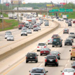 THANKSGIVING-WEEKEND TRAVEL is expected to increase this year, to the highest its been since 2005, according to AAA Northeast. / BLOOMBERG FILE PHOTO/TIM BOYLE
