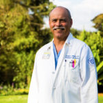 DR. RUSSELL E. WHITE, a cardiothoracic surgeon from University Surgical Associates in Providence, will use the $500,000 L'Chaim Prize he received in honor of his work at the Tenwek Mission Hospital in Kenya to provide further training for cardiac surgeons. / COURTESY UNIVERSITY SURGICAL ASSOCIATES