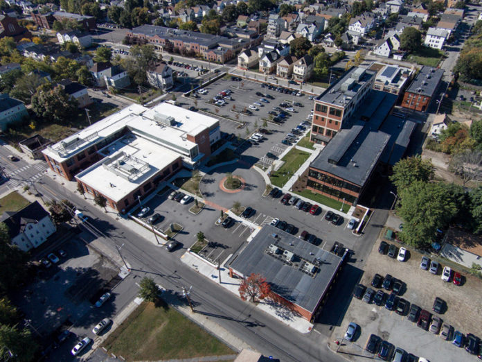 The Providence Community Health Centers has received a tax incentive agreement for improvements it made to the historic Beaman and Smith Mill./PBN
