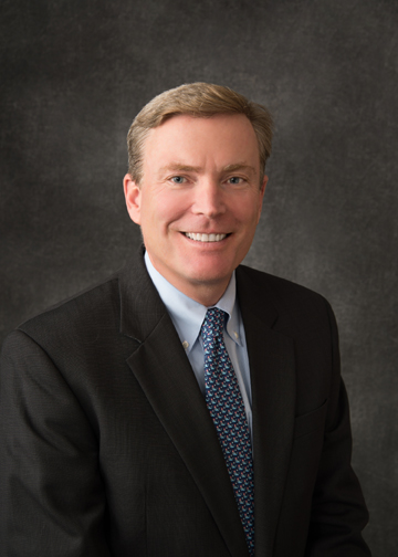 HAL HORVAT is president and chief operating officer at Centreville Bank in West Warwick. / COURTESY CENTREVILLE BANK