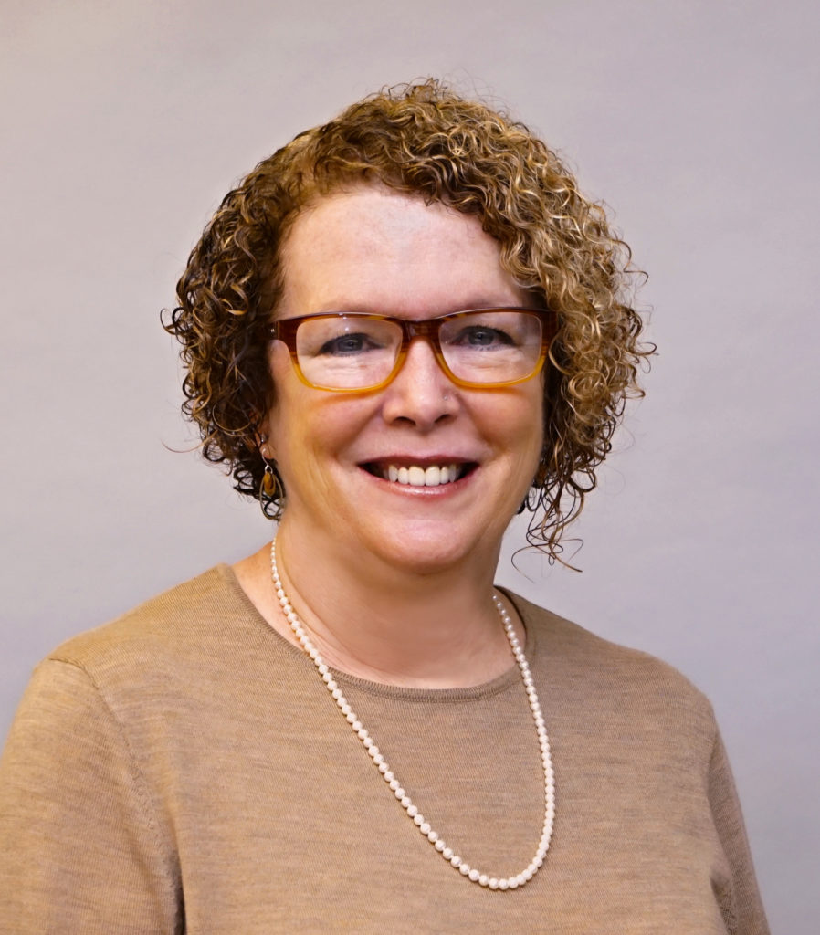 LINDA HUNTER, a certified nurse midwife in the Department of Obstetrics and Gynecology at Women & Infants Hospital in Providence, will lead the American Midwifery Certification Board in 2019. / COURTESY WOMEN & INFANTS HOSPITAL