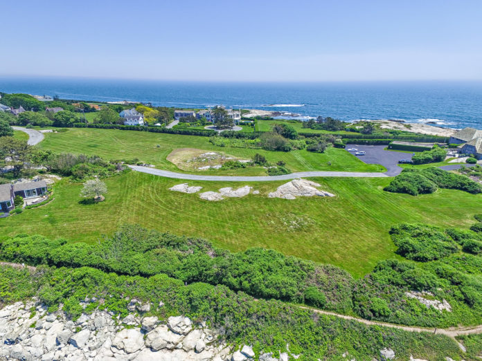 THREE LOTS ON Ledge Road in Newport sold for $8.2 million. / COURTESY MOTT & CHACE SOTHEBY'S INTERNATIONAL REALTY