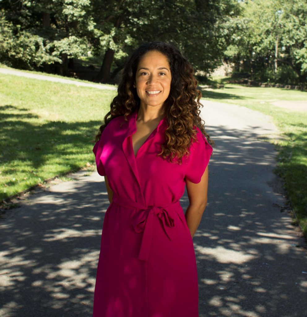 NONI THOMAS LÓPEZ has been named the new head of school at the Gordon School in East Providence. She will replace Ralph Wales, who is stepping down on July 1, 2018. / COURTESY GORDON SCHOOL